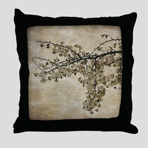 Waiting For The Next Breeze Throw Pillow