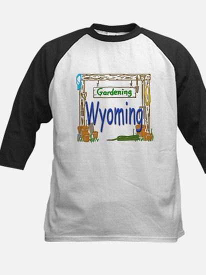 Wyoming Garden Kids Baseball Jersey