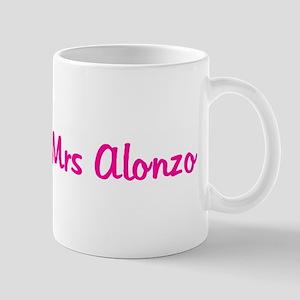 Soon to be Mrs Alonzo Mug