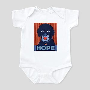 Porties for Obama Infant Bodysuit