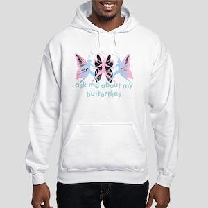 Gamma Girl Hooded Sweatshirt