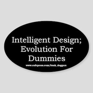 Intelligent Design Sticker