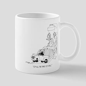 Train Cartoon 3230 Mug