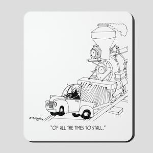 Train Cartoon 3230 Mousepad