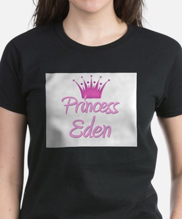 Princess Eden Women's Dark T-Shirt