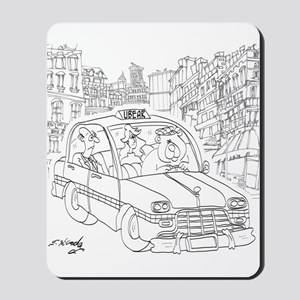 Uber Cartoon 9440 Mousepad