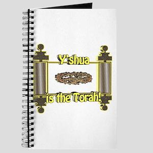 Y'shua is the Torah! Journal