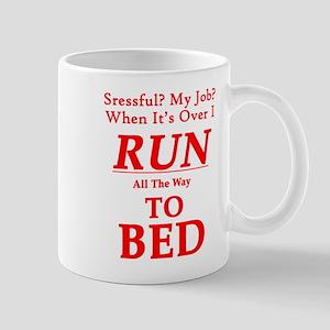 Bedtime - The Fast Lane Mug