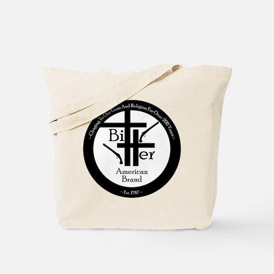 Bitter American Brand Tote Bag