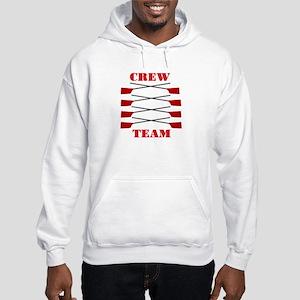 Crew Team Hooded Sweatshirt