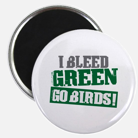 I Bleed Green (Philly) Magnet