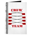 Crew Team Journal