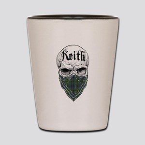 Keith Tartan Bandit Shot Glass