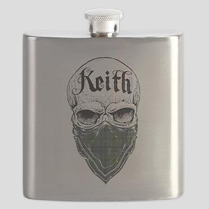 Keith Tartan Bandit Flask