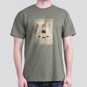 Leonardo's Hiker Dark T-Shirt