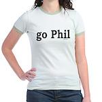 go Phil Jr. Ringer T-Shirt