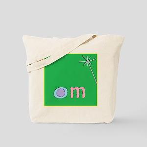 Higher Source Om Tote Bag