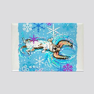 Snow Angel copy Magnets