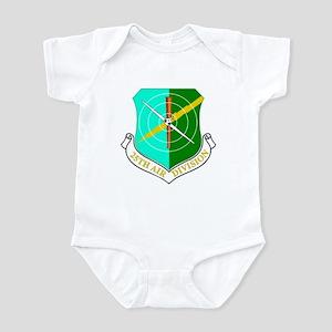 25th Air Division Infant Creeper