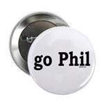 """go Phil 2.25"""" Button (100 pack)"""