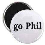 go Phil Magnet