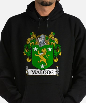 Malone Coat of Arms Hoodie (dark)