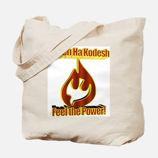 Feel the Power! Tote Bag