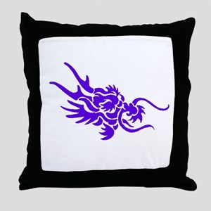 Bearded Dragon 2 Throw Pillow