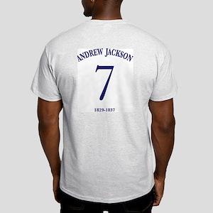 Andrew Jackson Light T-Shirt
