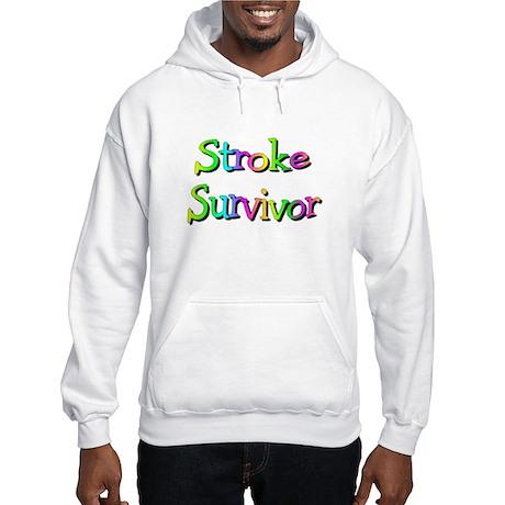 Stroke Survivor Hooded Sweatshirt