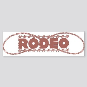 RODEO (2) Bumper Sticker