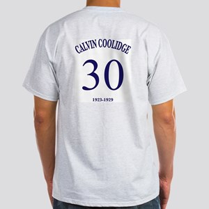 Calvin Coolidge Light T-Shirt