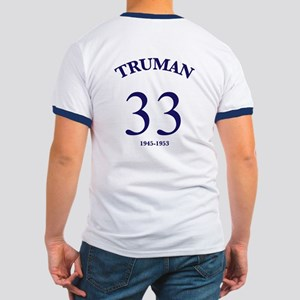 POTUS 33: Harry S Truman Ringer T