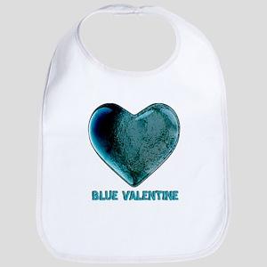 BLUE VALENTINE Bib