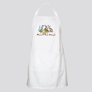 Greyhound Roo Color BBQ Apron