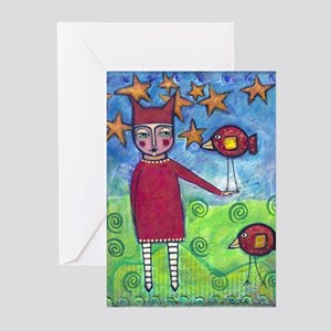 Under the Stars Greeting Cards (Pk of 10)