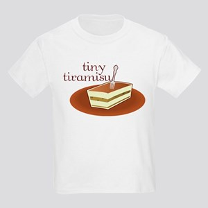 Tiny Tiramisu Kids Light T-Shirt