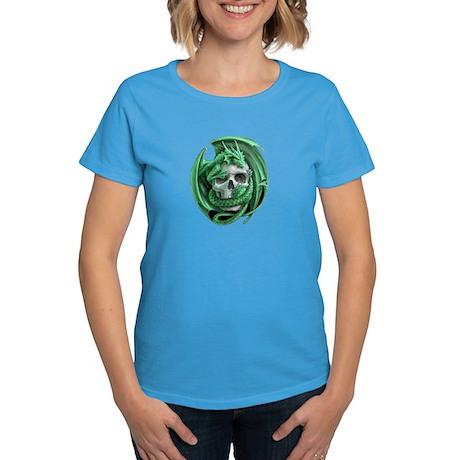 Dragon and Friend 3 Women's Dark T-Shirt