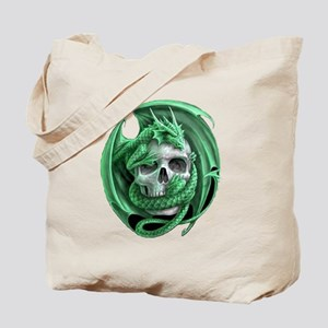 Dragon and Friend 3 Tote Bag