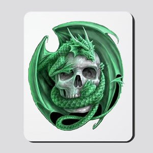 Dragon and Friend 3 Mousepad