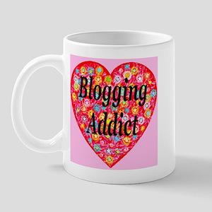 Blogging Addict Mug