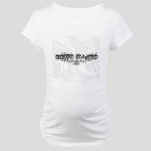 Drum Major Tattoo Maternity T-Shirt