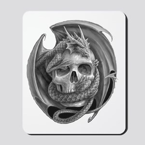 Dragon and Friend 6 Mousepad
