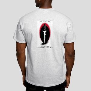 Redeemed Another: Ash Grey T-Shirt
