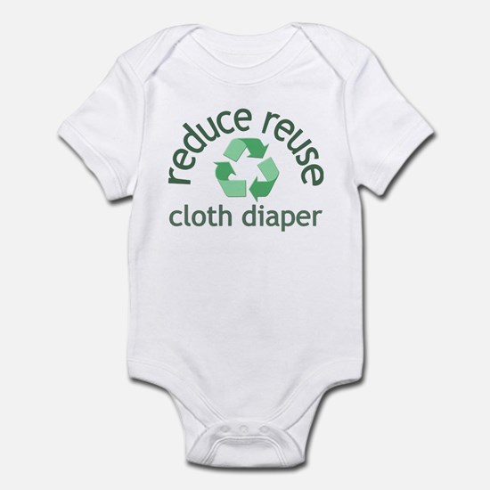 Recycle & Cloth Diaper - Infant Bodysuit