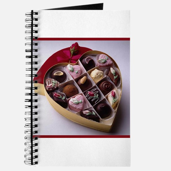 Cute Romantic valentines day Journal