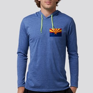 Flag of Arizona Long Sleeve T-Shirt