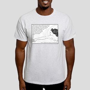 Acrostic sonnet 2 Light T-Shirt