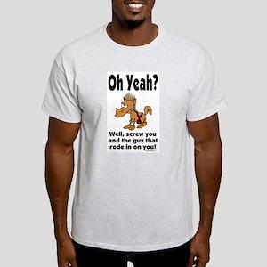Oh Yeah? Light T-Shirt