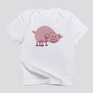 Happy Pink Pig T-Shirt
